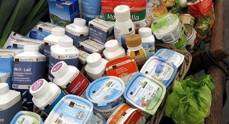 Mit genug Milchprodukten ist Eiweißmangel auch für Vegetarier kein Thema