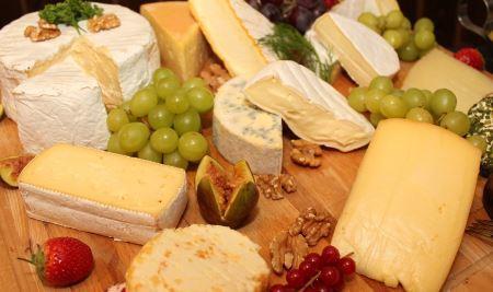 Proteinhaltige Lebensmittel - Käse